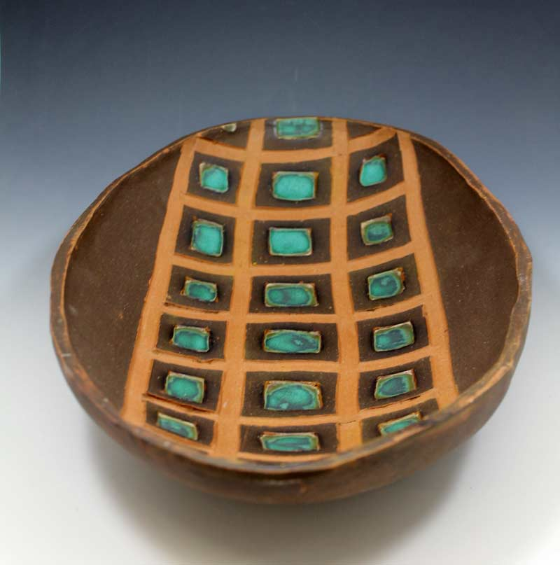 Carved Bowl #1