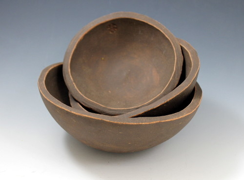 Nekkid Nesting Bowls