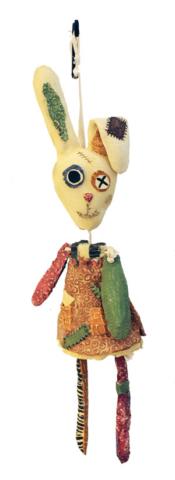 Rabbit Puppet