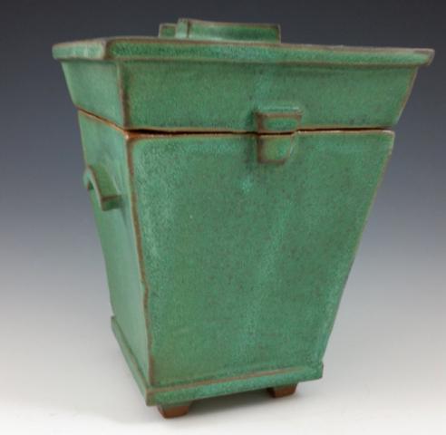 Turquoise Box